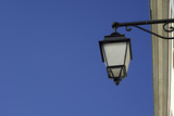 Streetlamp, La Flotte, Il De Re, France Photographic Print by Stuart Cox Olwen Croft