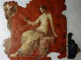 Fresco Reprodukcja zdjęcia autor Werner Forman