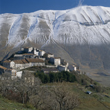 Castelluccio. Umbria Photographic Print by Joe Cornish