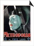 Metropolis, 1927 Posters