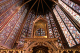 Paris, Sainte Chapelle - Paris, France Photographic Print by Uwe Dettmar