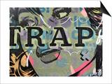 Trap Posters by Dan Monteavaro