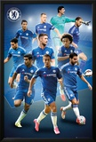 Chelsea- 15/16 Players Print