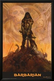 Barbarian Posters by Frank Frazetta