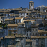 Gualdo Tadino, Umbria. Townscape Photographic Print by Joe Cornish