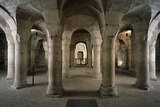 Ab 1001, Blick in Die Rotunde, Dijon, Abteikirche St-B Photographic Print by Achim Bednorz