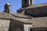 Abbaye Du Thoronet, Var, Provence, 1160 - 1190. Roofscape Photographic Print by Richard Bryant