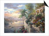Tranquil Sea Posters by Nicky Boehme
