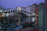 Rialto Bridge. Venice. 1588 Photographic Print by Joe Cornish