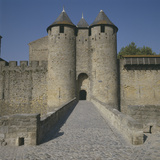 Carcassonne, France Photographic Print by Mark Fiennes
