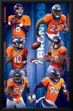 Denvery Broncos- Team 15 Poster