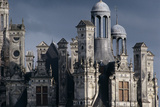 Chateau Chambord, Loire Valley, France Photographic Print by Joe Cornish