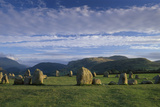 Castlerigg Stone Circle, Cumbria, England Photographic Print by Joe Cornish