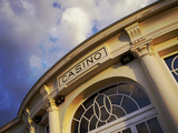 Casino in Normandy, France Photographic Print by Ton Kinsbergen