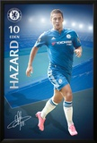 Chelsea- Hazard 15/16 Posters
