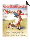 Good Housekeeping Magazine Affiches