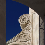 Florence, Italy, Architectural Detail, Duomo Copola Lantern Photographic Print by Mike Burton