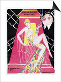 Moulin Rouge Music Hall Posters