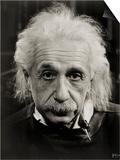 Albert Einstein Plakát