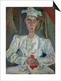 The Little Pastry Cook Art by Chaim Soutine