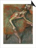 Dancer, Circa 1899 Prints by Edgar Degas