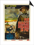 For a Few Dollars More, 1965 (Per Qualche Dollaro in Piu) Posters