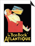 Le Bon Bock Atlantique Prints