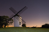 Ashton Windmill Is a Historic Hilltop Building, and Flour Mill in Chapel Allerton Photographic Print by  LatitudeStock