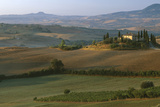 The 'Belvedere', Val D' Orcia, Tuscany Photographic Print by Joe Cornish