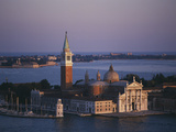 San Giorgio Maggiore, Venice, Italy. Renaissance Palladian Church Photographic Print by Ian Lambot
