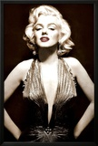 Marilyn Monroe- Poised in Sepia Print