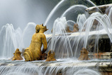 Fountain at Chateau De Versailles, France Photographic Print by Clive Nichols