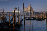 Santa Maria Della Salute and the Customs House. Grand Canal. Venice Photographic Print by Joe Cornish