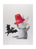 Bat Bat Come under My Hat Posters by Susie Jenkin Pearce