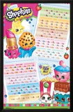 Shopkins- Season 1 Grid Print
