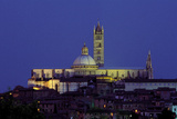 Siena Cathedral, Italy Photographic Print by David Fowler