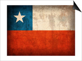 Chile Prints by David Bowman