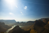 Clear Day at God's Window, South Africa Photographic Print by Eric Schmiedl