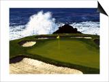 Golf Course 2 Prints by William Vanderdasson