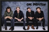 One Direction- Bench Print