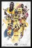 Cleveland Cavaliers- Lebron James 15 Prints