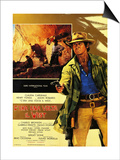 Once Upon a Time in the West, 1968 (C'Era Una Volta Il West) Art