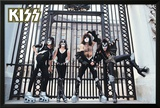 Kiss- At the Gates Prints