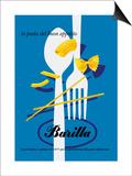 Barilla Pasta Plakát
