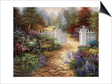 Gateway to Enchantment Prints by Nicky Boehme