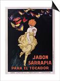 Jabon Sarrapia Prints