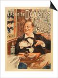 Absinthe Oxegenee Posters