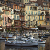 Harbour at Villefranche, Cote D'Azur Photographic Print by Joe Cornish