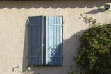 La Mas, Modern Traditional Style Provencal House. Window Detail Photographic Print by Richard Bryant