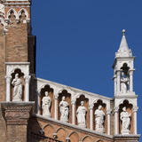Venice Architectural Detail Photographic Print by Mike Burton